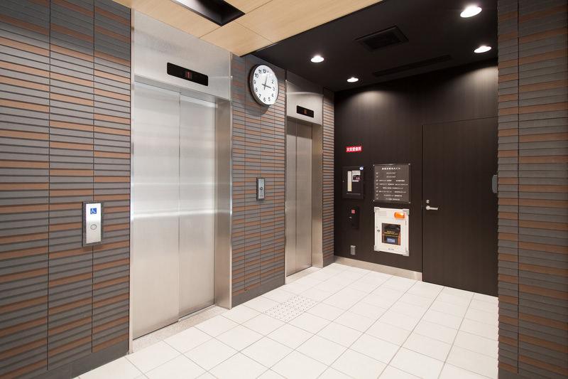 大垣クリニック エレベーター